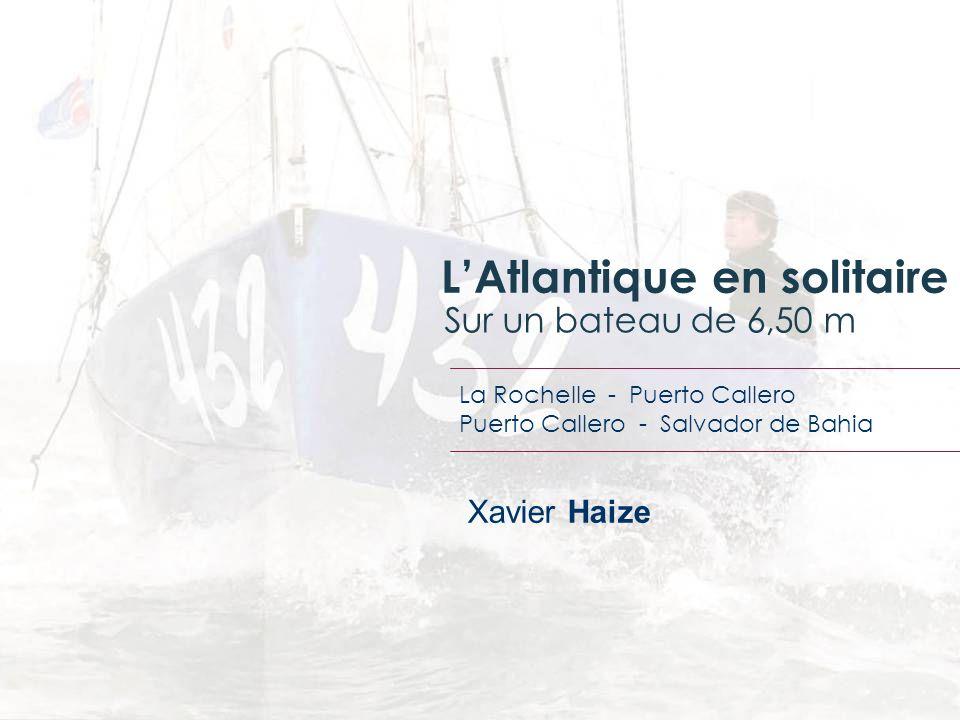 L'Atlantique en solitaire