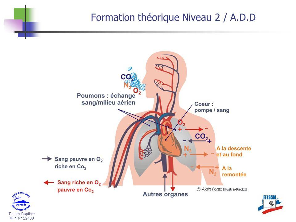 Formation théorique Niveau 2 / A.D.D