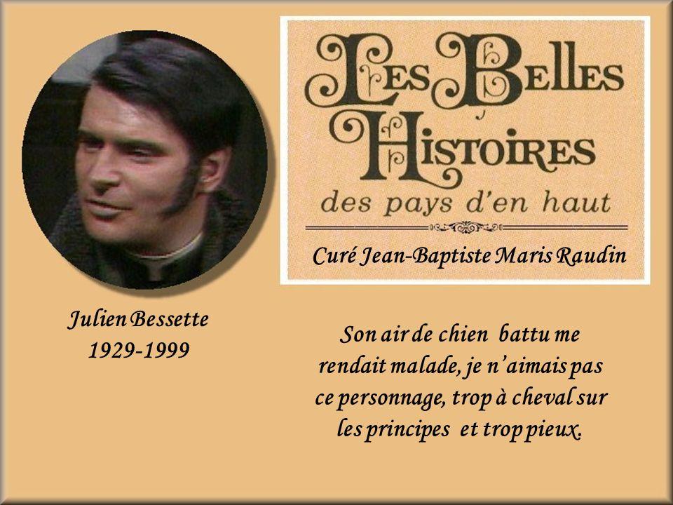 Curé Jean-Baptiste Maris Raudin