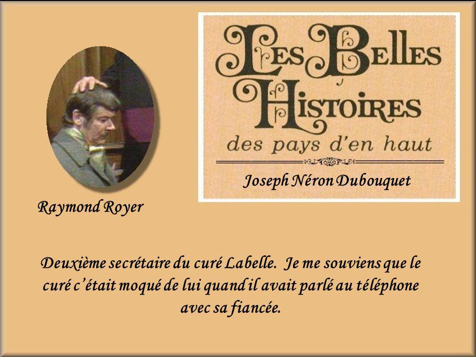 Joseph Néron Dubouquet