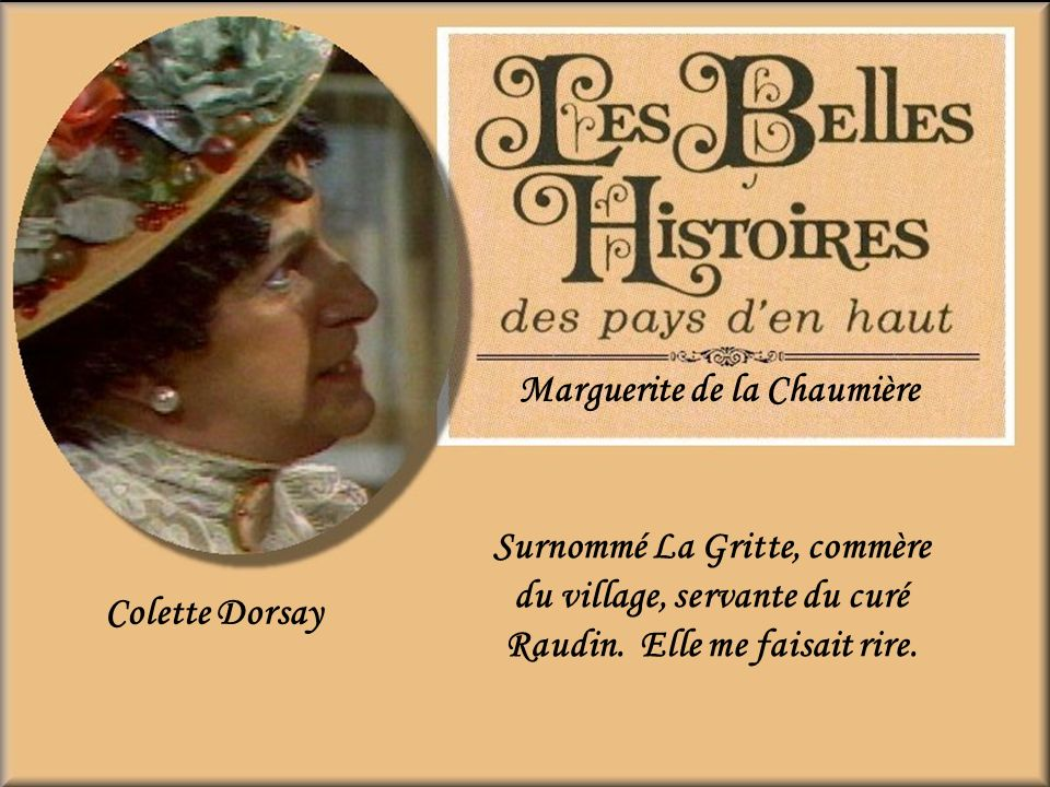 Marguerite de la Chaumière