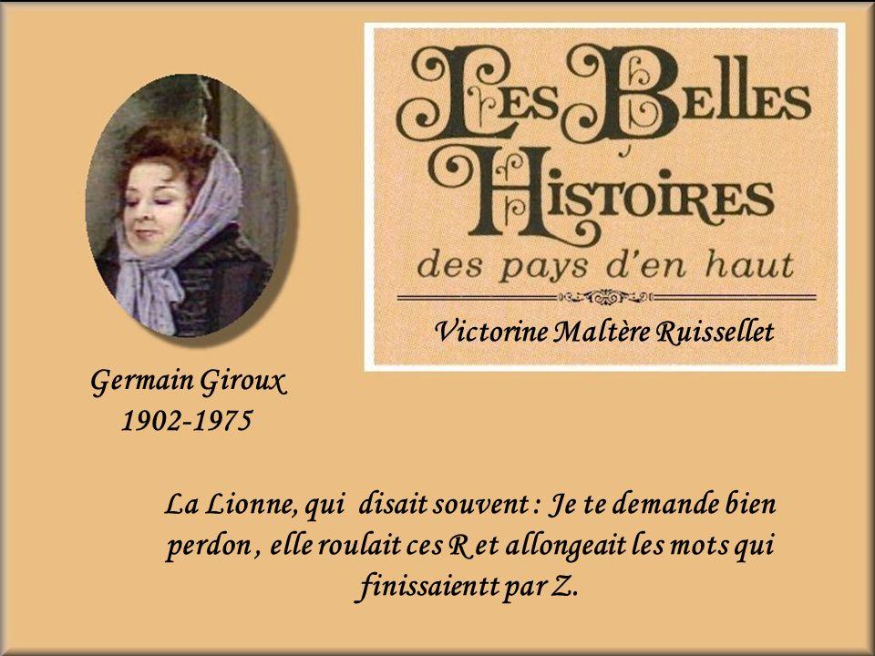 Victorine Maltère Ruissellet