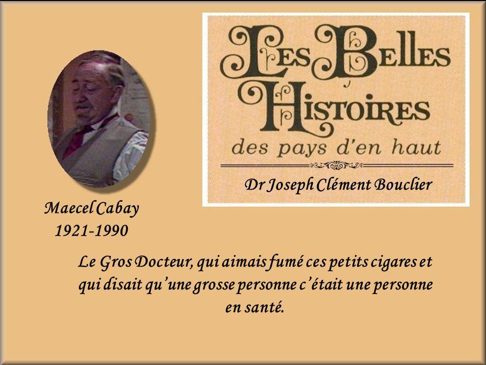 Dr Joseph Clément Bouclier