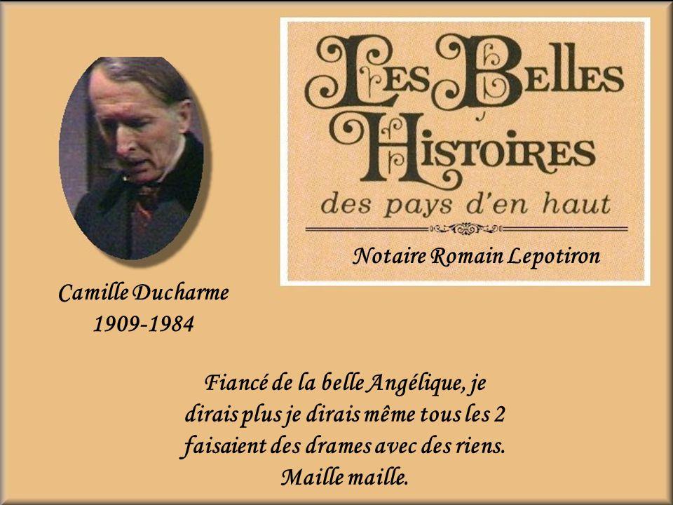 Notaire Romain Lepotiron