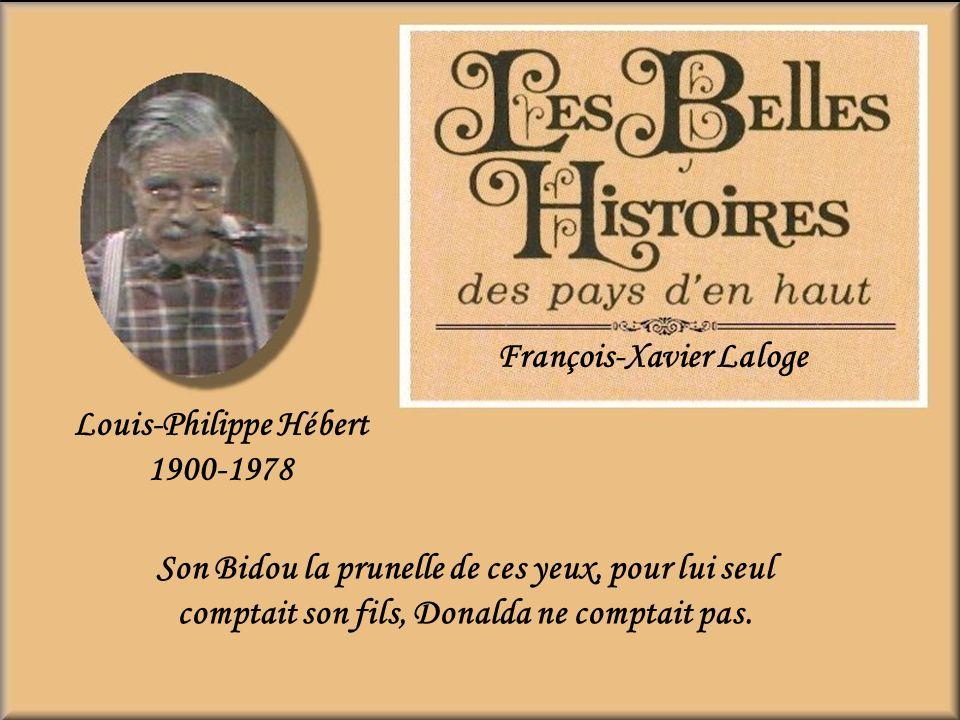 François-Xavier Laloge Louis-Philippe Hébert