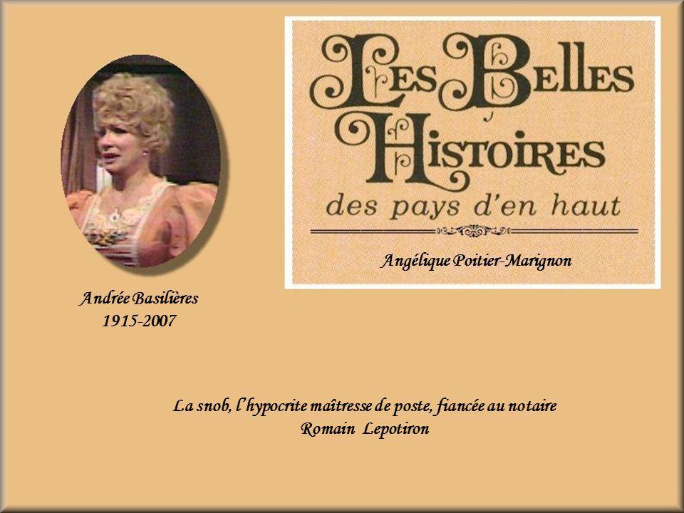 Angélique Poitier-Marignon