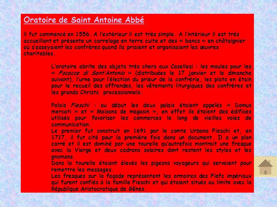 Oratoire de Saint Antoine Abbé