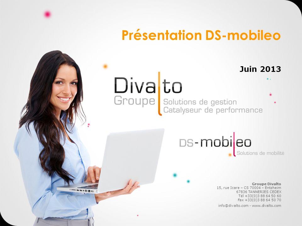 Présentation DS-mobileo