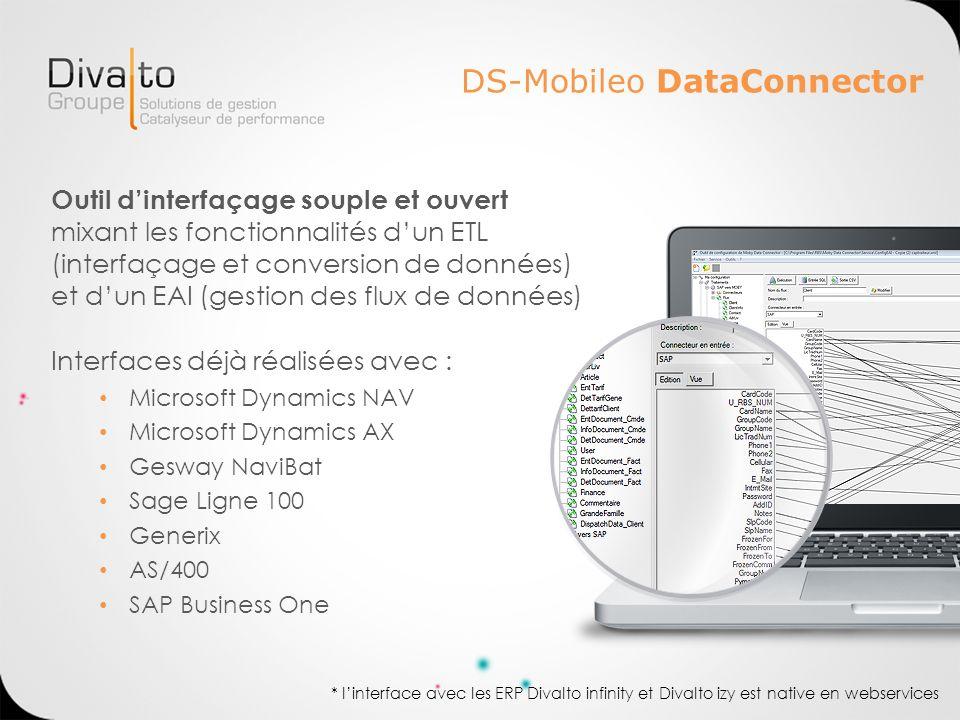 DS-Mobileo DataConnector