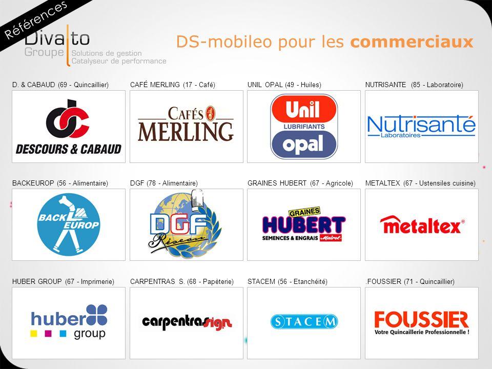 DS-mobileo pour les commerciaux