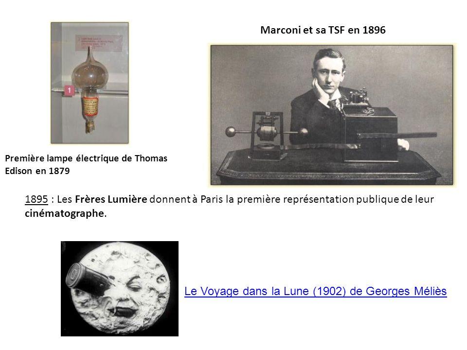Le Voyage dans la Lune (1902) de Georges Méliès