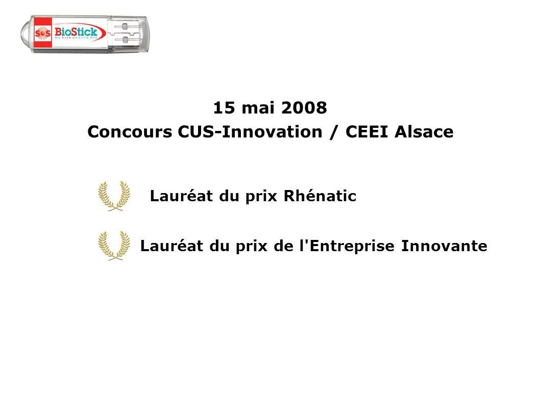 Concours CUS-Innovation / CEEI Alsace