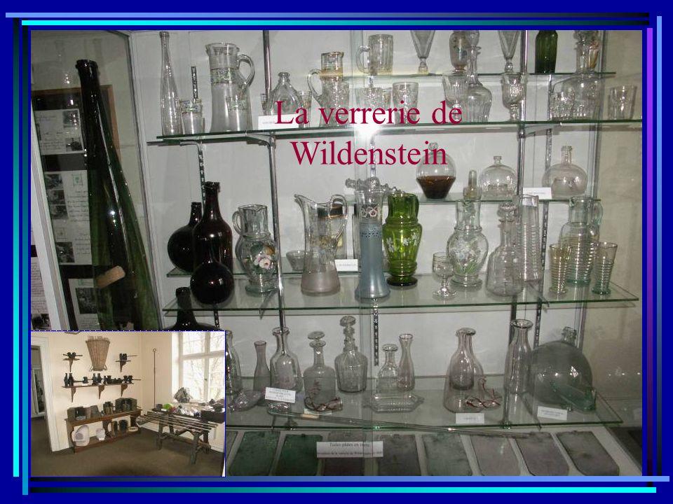 La verrerie de Wildenstein