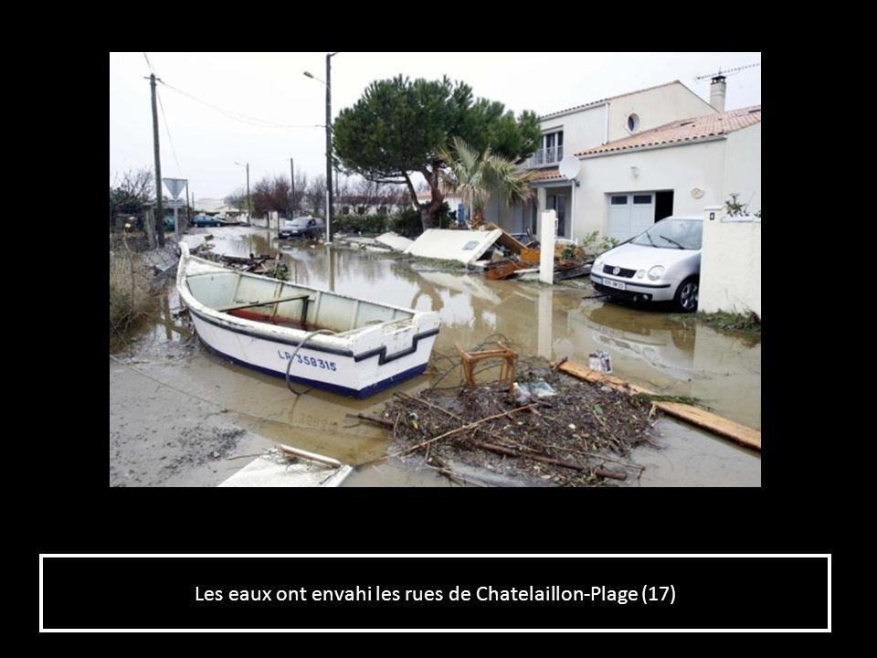 Les eaux ont envahi les rues de Chatelaillon-Plage (17)