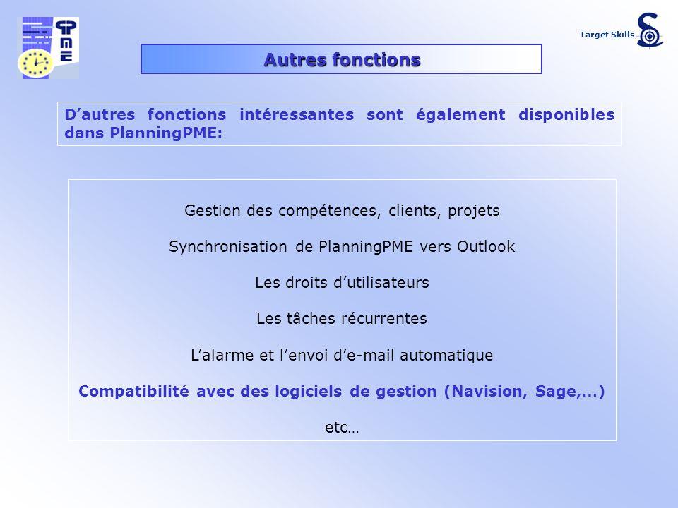 Compatibilité avec des logiciels de gestion (Navision, Sage,…)