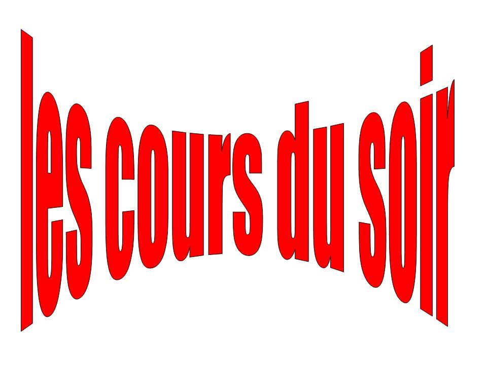les cours du soir Diaporama PPS réalisé pour http://www.diaporamas-a-la-con.com