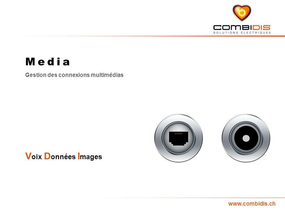 Media Voix Données Images Gestion des connexions multimédias