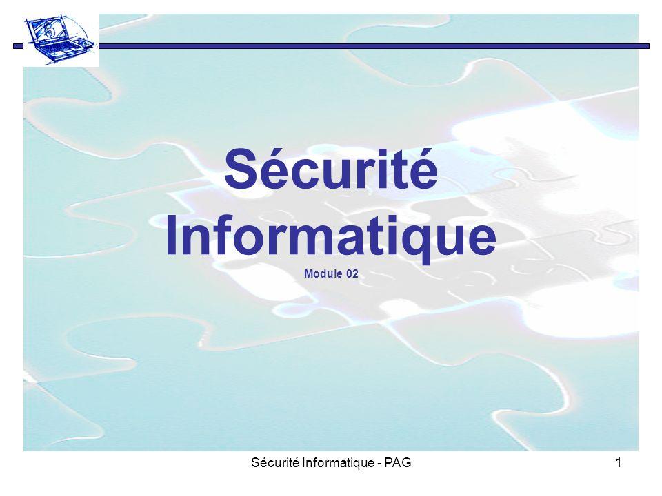 Sécurité Informatique Module 02