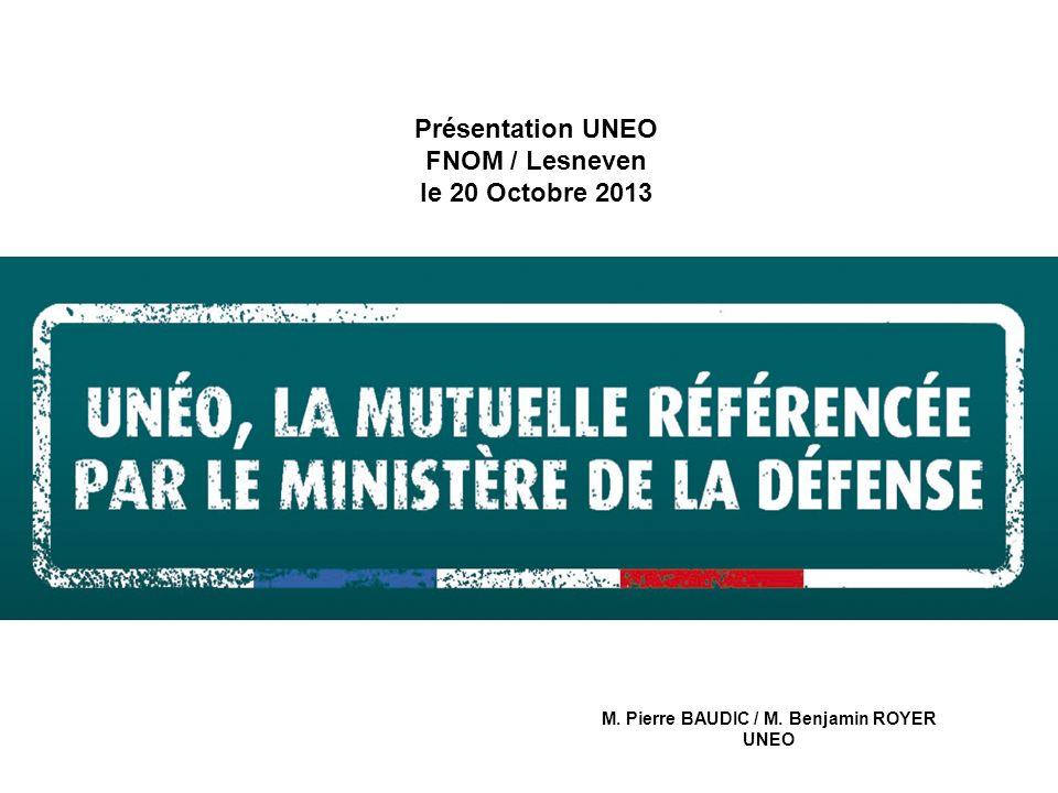 M. Pierre BAUDIC / M. Benjamin ROYER