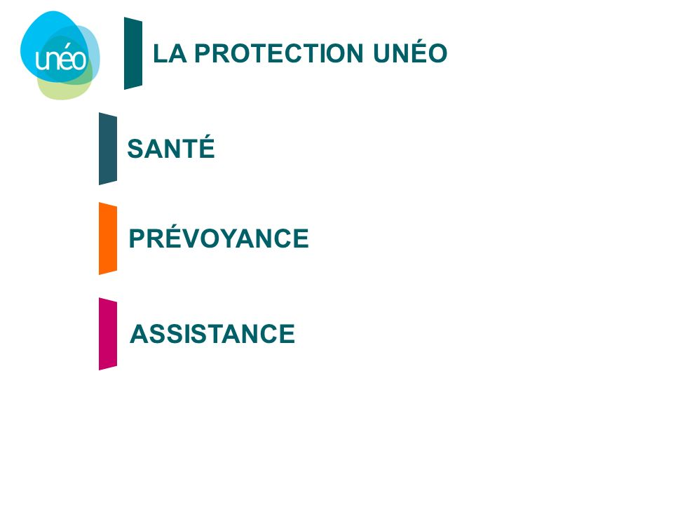 LA PROTECTION UNÉO SANTÉ PRÉVOYANCE Assistance
