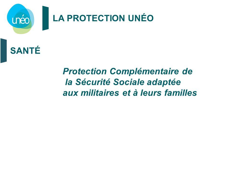 Protection Complémentaire de la Sécurité Sociale adaptée