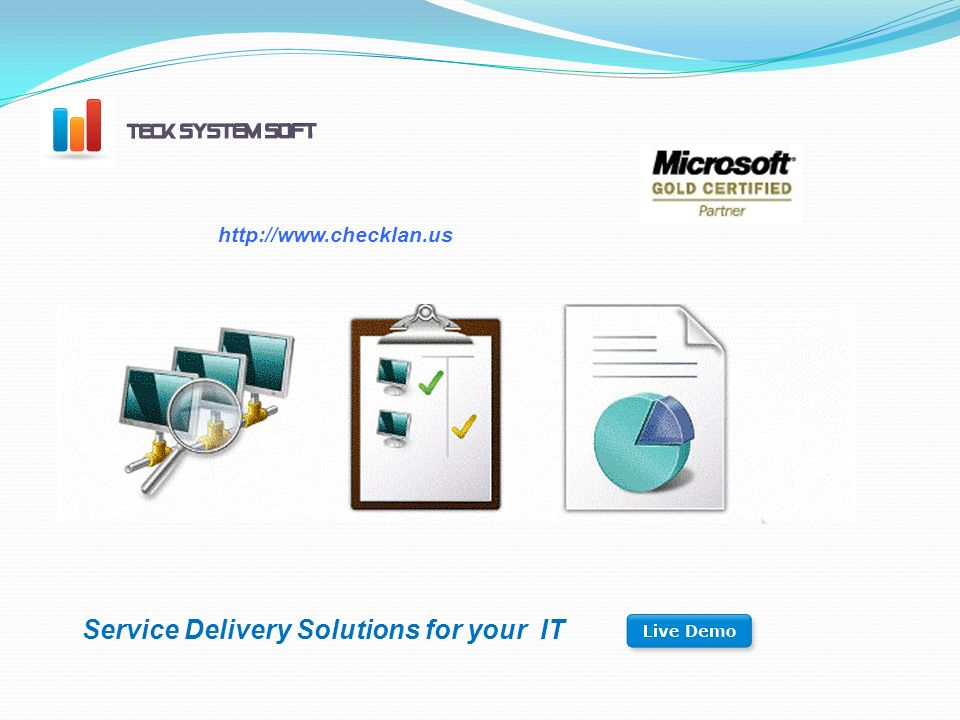 Service Delivery Solutions for your IT