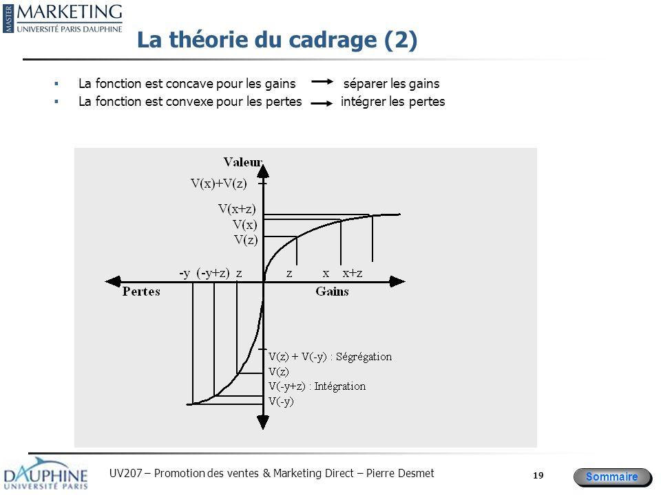 La théorie du cadrage (2)