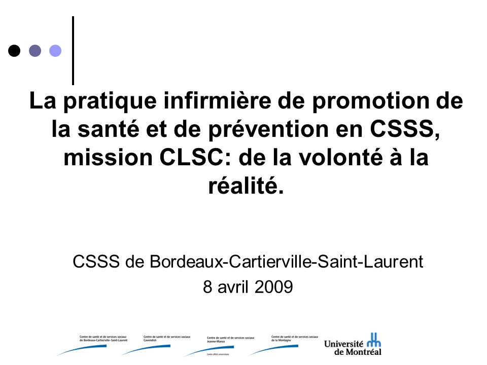 CSSS de Bordeaux-Cartierville-Saint-Laurent