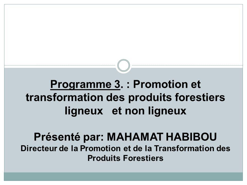 Présenté par: MAHAMAT HABIBOU