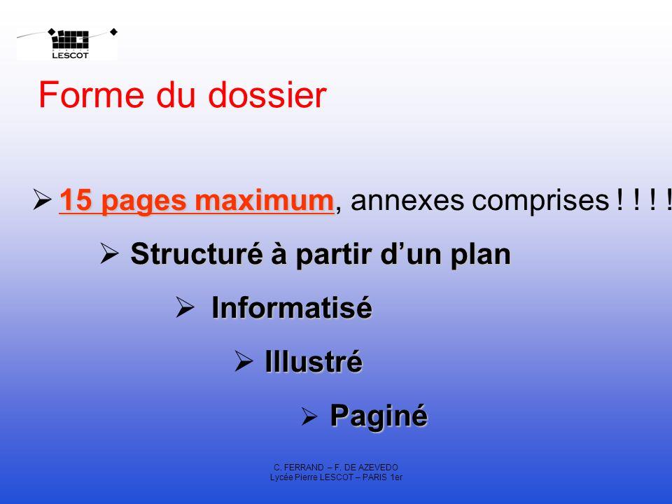 Lycée Pierre LESCOT – PARIS 1er