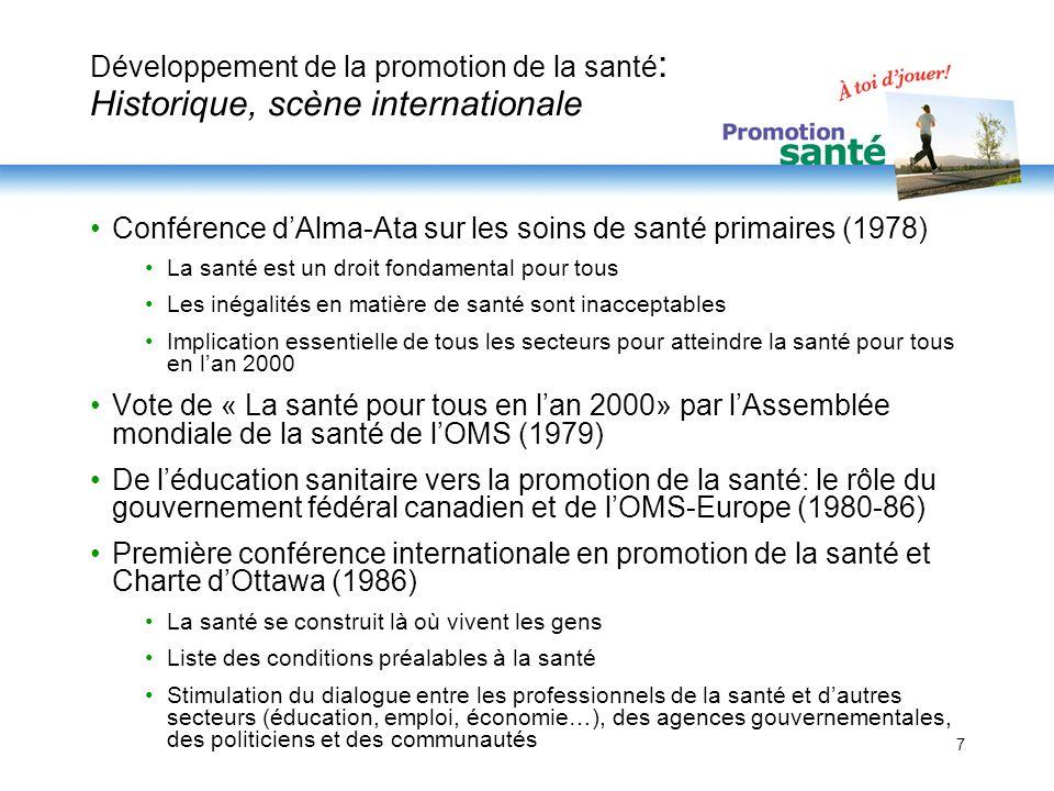 Conférence d'Alma-Ata sur les soins de santé primaires (1978)