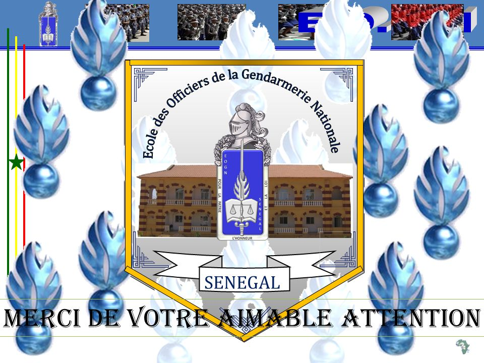 Ecole des Officiers de la Gendarmerie Nationale