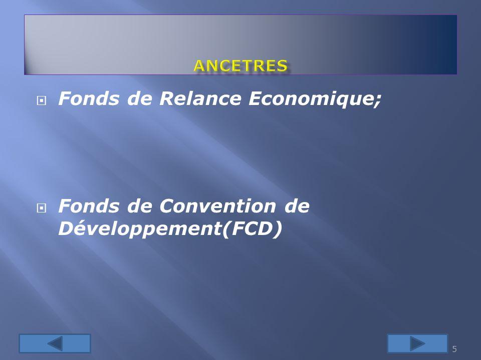 Fonds de Relance Economique;