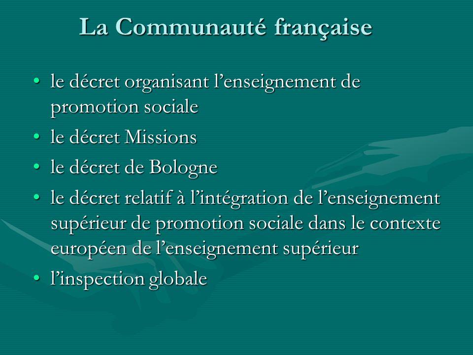 La Communauté française