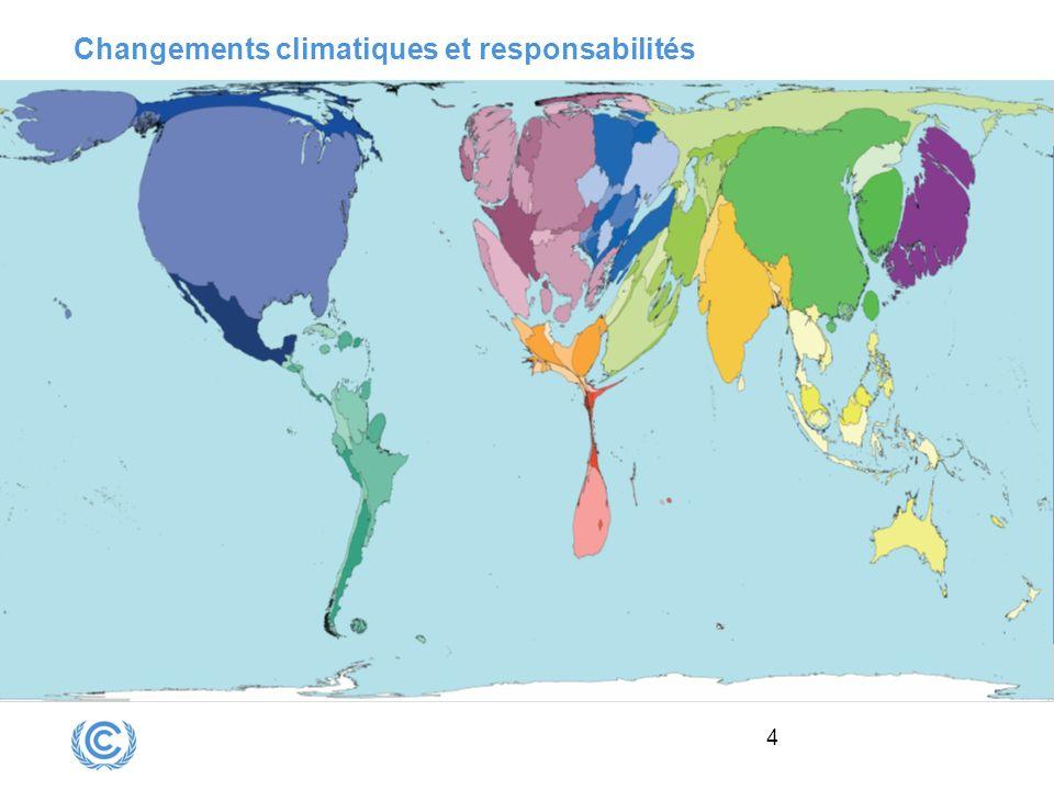 Changements climatiques et responsabilités