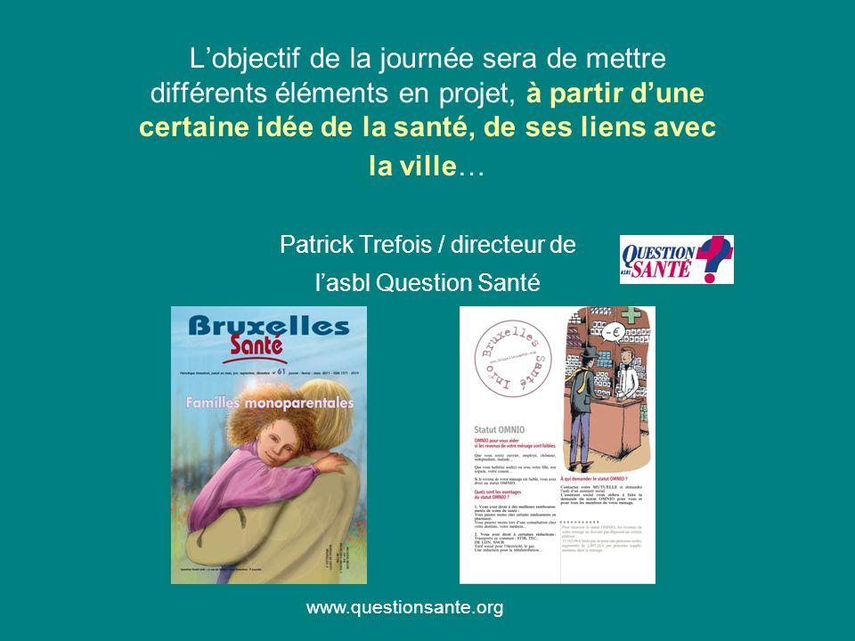 Patrick Trefois / directeur de