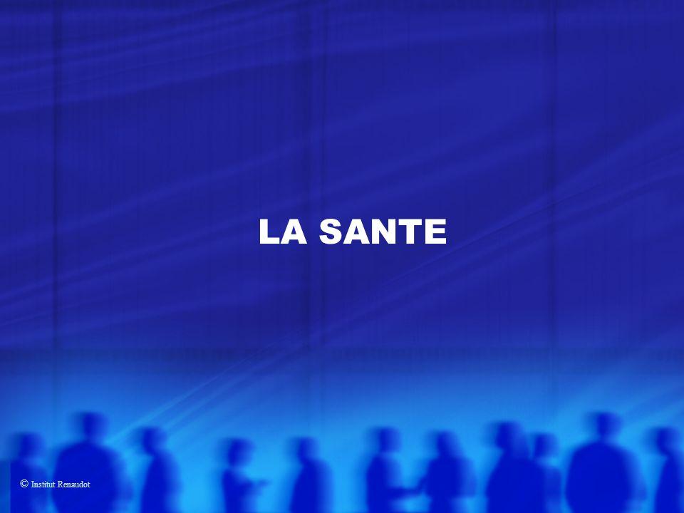 LA SANTE © Institut Renaudot