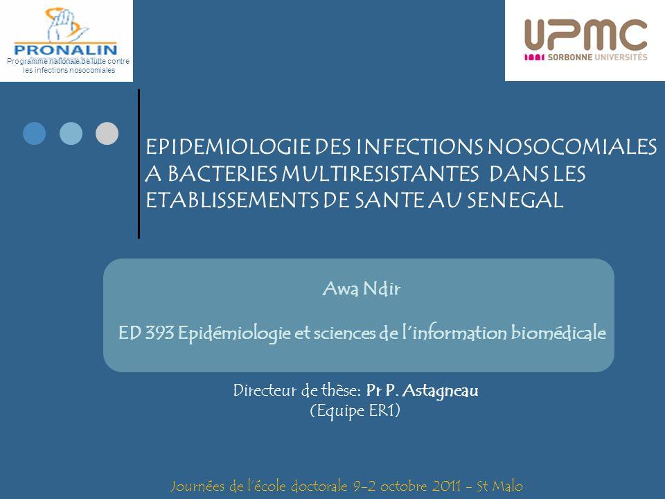ED 393 Epidémiologie et sciences de l'information biomédicale