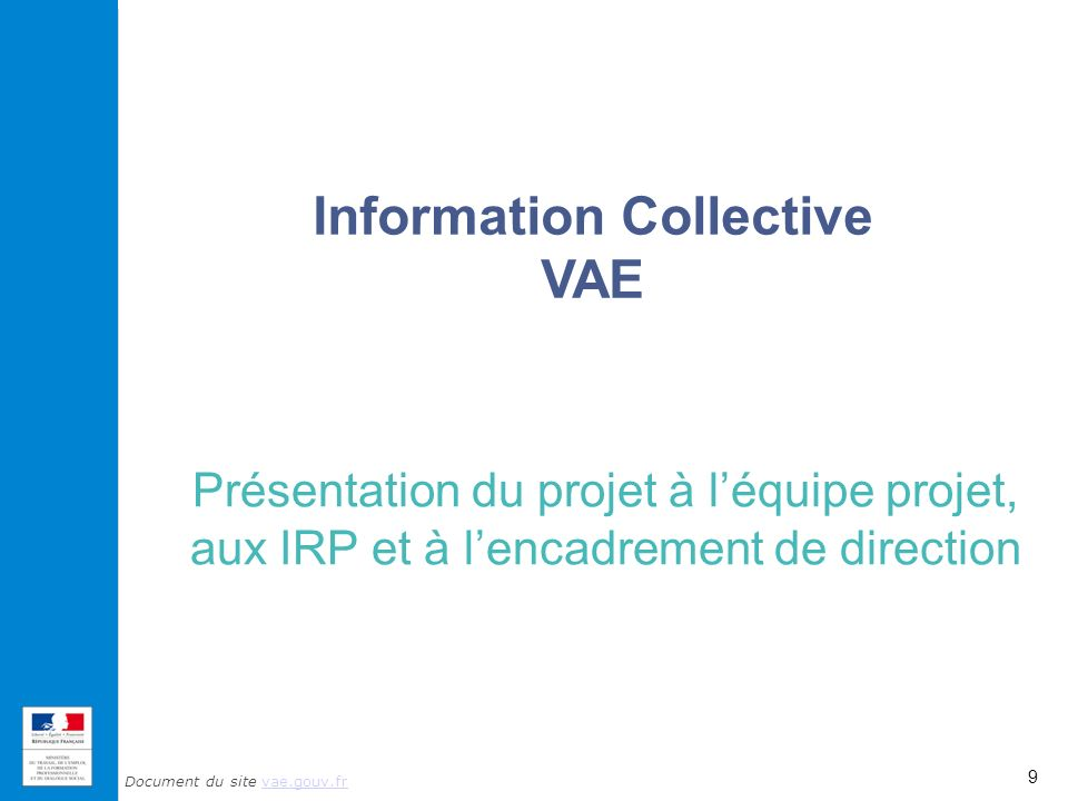 Information Collective VAE