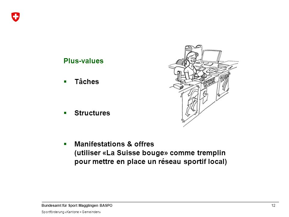 Plus-values Tâches. Structures.
