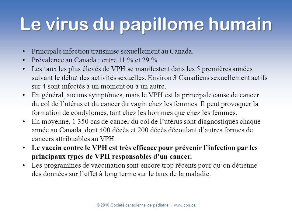 Le virus du papillome humain