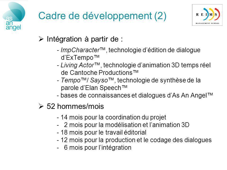 Cadre de développement (2)