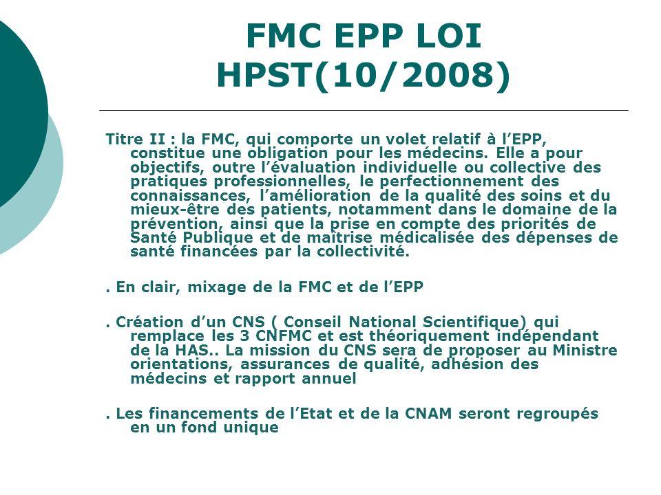 FMC EPP LOI HPST(10/2008)
