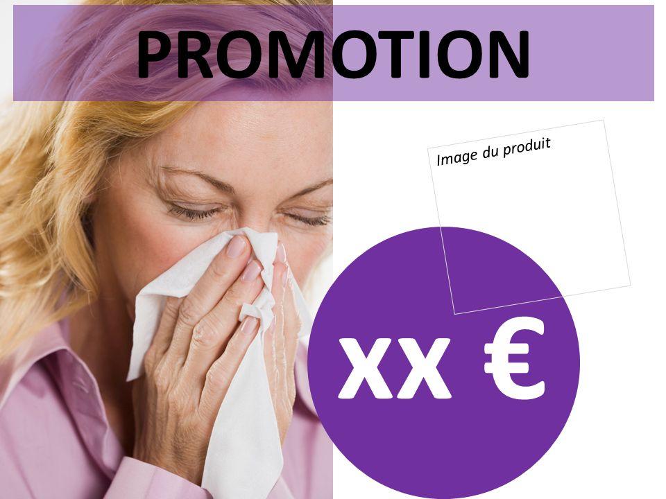 PROMOTION Image du produit xx €