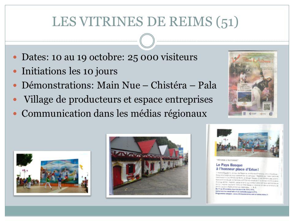 LES VITRINES DE REIMS (51)