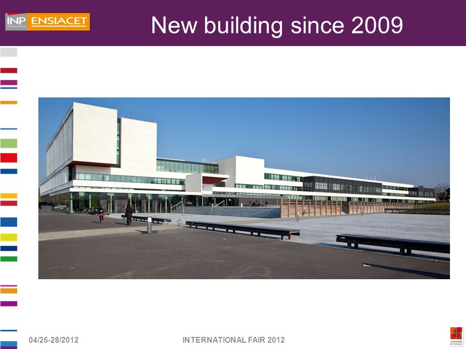New building since 2009