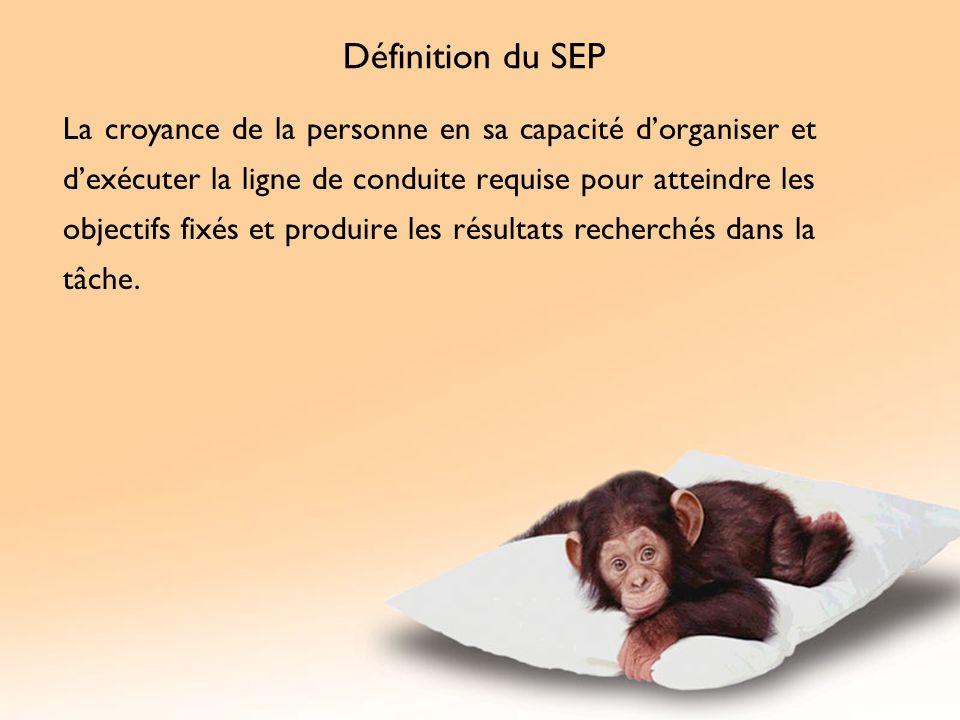 Définition du SEP