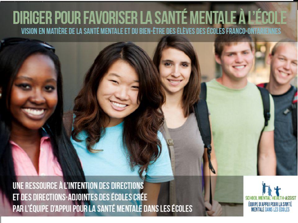 L'équipe d'appui pour la santé mentale dans les écoles 2013