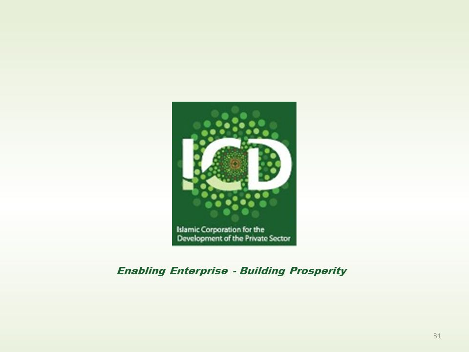 Enabling Enterprise - Building Prosperity