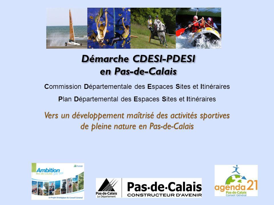 Démarche CDESI-PDESI en Pas-de-Calais